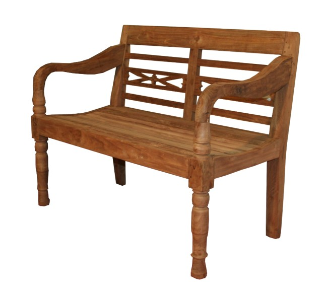 bank in verschiedenen gr en teakholz gartenm bel gartenm bel nach material garten bei. Black Bedroom Furniture Sets. Home Design Ideas