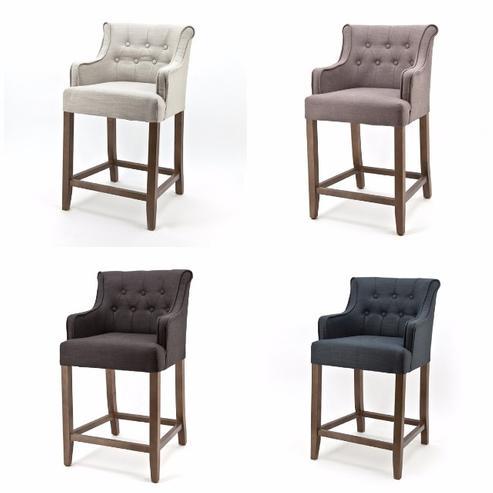 Barhocker Mit Armlehne barhocker mit armlehnen stoff stühle sofas sessel stühle bei