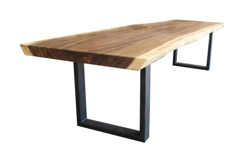 baumstamm tischplatte massivholz tische teak m bel bei m belhaus hamburg. Black Bedroom Furniture Sets. Home Design Ideas