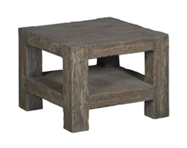 beistelltisch altes kiefernholz. Black Bedroom Furniture Sets. Home Design Ideas