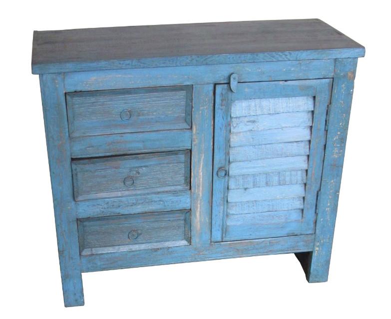 blaue kommode shabby chic produkte m belhaus hamburg. Black Bedroom Furniture Sets. Home Design Ideas