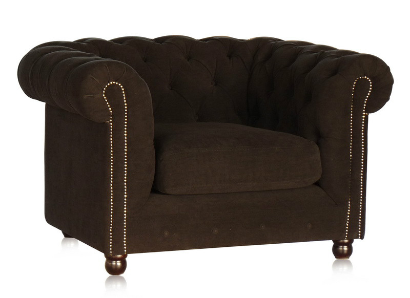 Chesterfield sessel aus stoff sofas sessel st hle bei for Indische sessel