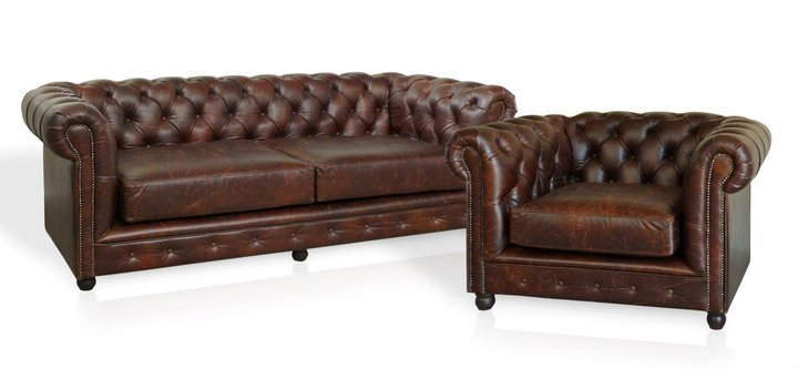 chesterfield sofa aus stoff sofas sessel st hle bei. Black Bedroom Furniture Sets. Home Design Ideas