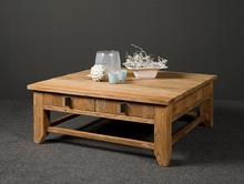 Couchtisch Mit Schubladen Recycling Teak Tische Teak Möbel Bei