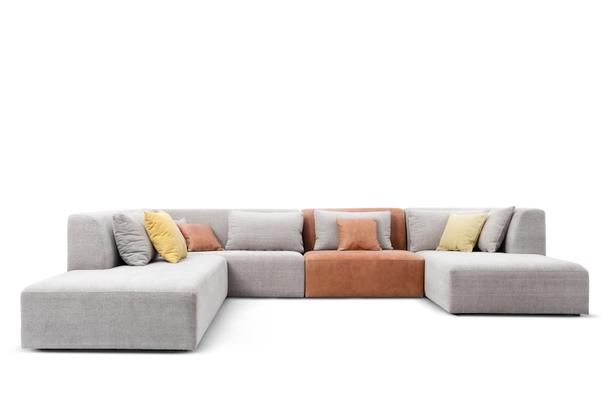 Modern Furniture: ADN - Contemporary Modular Sofa by JOQUER