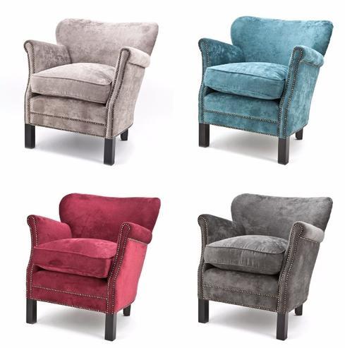 Designer Sessel Samt Modern Sessel Sofas Sessel Stuhle Bei