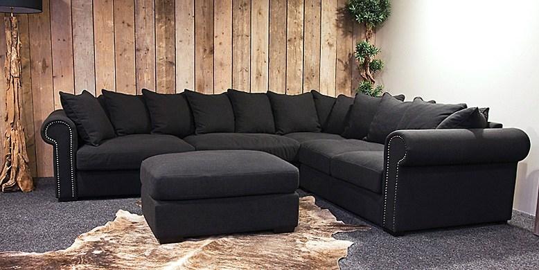 ecksofa aus stoff sofas sessel st hle bei m belhaus hamburg. Black Bedroom Furniture Sets. Home Design Ideas