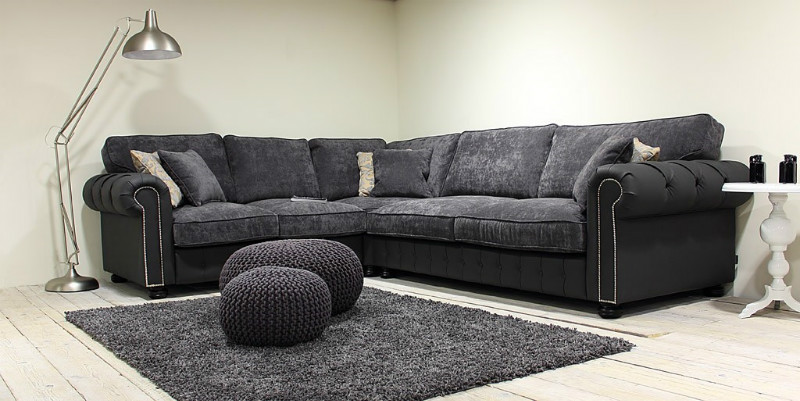 ecksofa aus stoff landhausstil sofas sessel st hle bei m belhaus hamburg. Black Bedroom Furniture Sets. Home Design Ideas