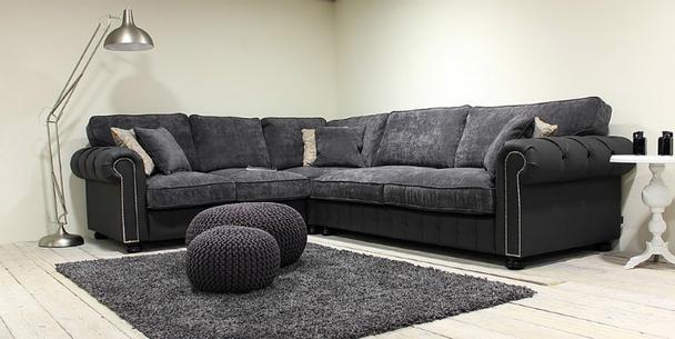 Ecksofa Landhausstil ecksofa aus stoff landhausstil sofas sessel stühle bei