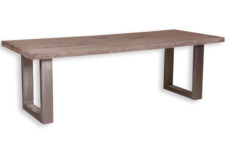 eiche massivholz esstisch design tische vintage m bel. Black Bedroom Furniture Sets. Home Design Ideas