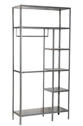 Eisen garderobe industriell loft style bei m belhaus hamburg for Eisen garderobe