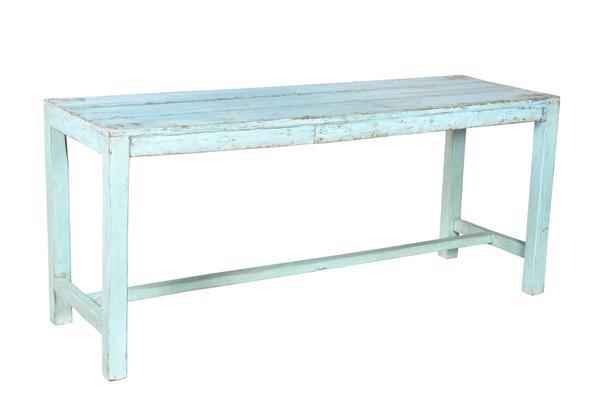 Esstisch Antik Shabby Chic Blau Tische Vintage Möbel Bei