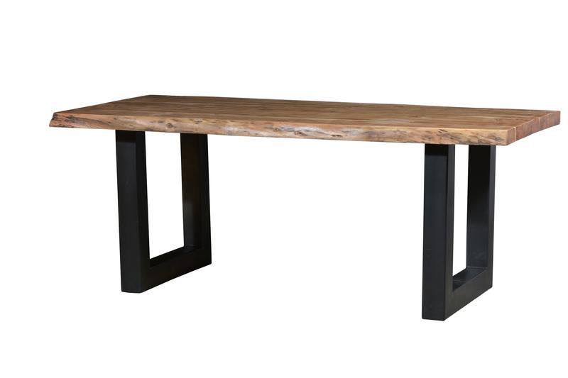 esstisch baumplatte rustikal tischgestelle und tischbeine tische industrielle m bel bei. Black Bedroom Furniture Sets. Home Design Ideas