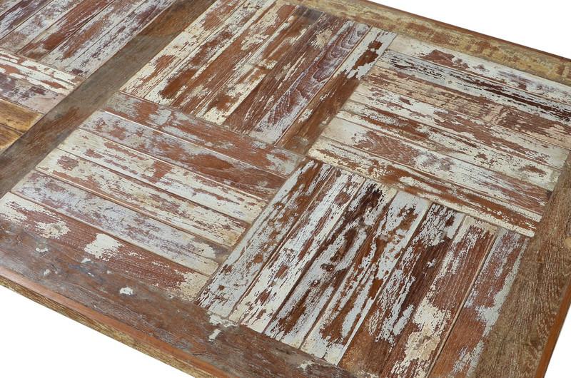 Tisch altholz beste neues interieur tische aus altem holz for Esstisch indisch