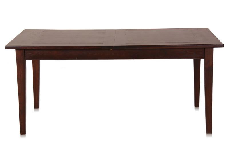esstisch zum ausziehen aus eiche tische alle m bel bei m belhaus hamburg. Black Bedroom Furniture Sets. Home Design Ideas