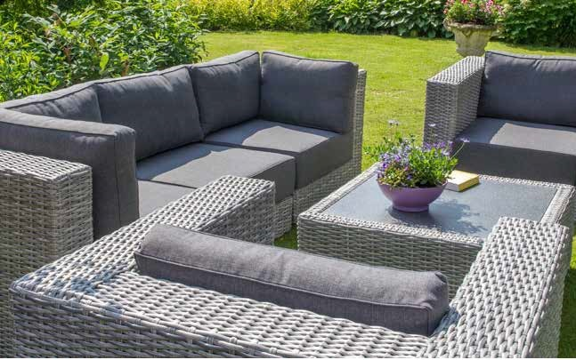 garten loungeset hamburg modular loungem bel garten. Black Bedroom Furniture Sets. Home Design Ideas