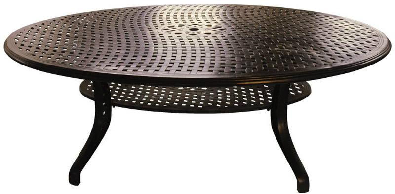 garten tisch oval aus guss aluminium gartentische. Black Bedroom Furniture Sets. Home Design Ideas
