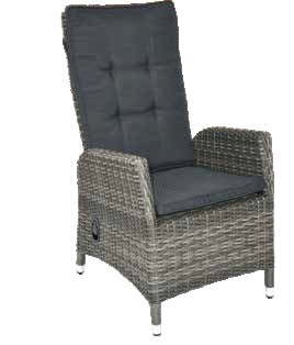 gartenstuhl verstellbare r ckenlehne gartenst hle. Black Bedroom Furniture Sets. Home Design Ideas