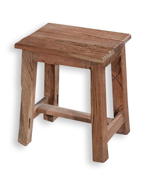 hocker massivholz st hle vintage m bel bei m belhaus. Black Bedroom Furniture Sets. Home Design Ideas