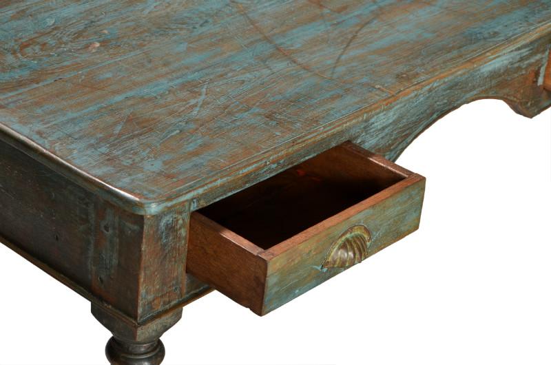 Indischer Schreibtisch Altholz Tisch Bei Möbelhaus Hamburg