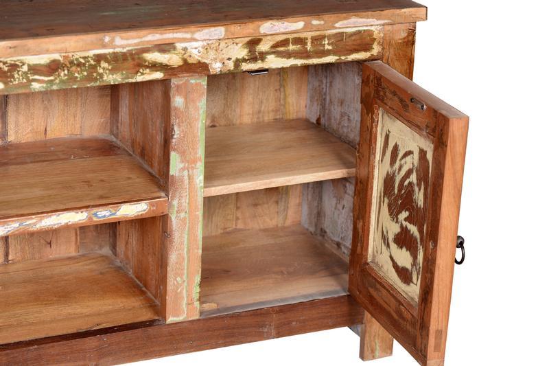 sideboard rustikal affordable highboard saleras rustikal. Black Bedroom Furniture Sets. Home Design Ideas
