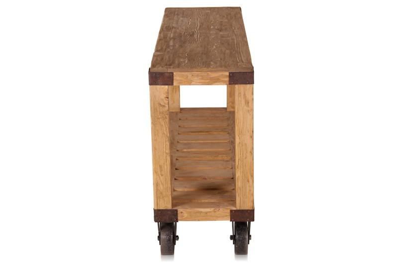 regale aus altem holz affordable regal altholz xx mehrfarbig lackiert industrial with regale. Black Bedroom Furniture Sets. Home Design Ideas