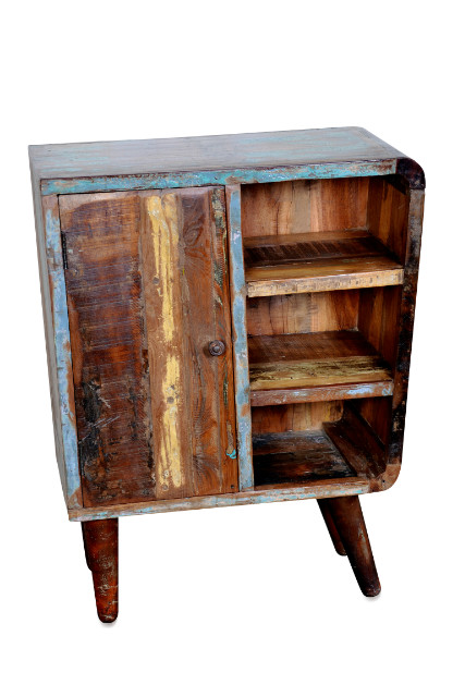 kommode aus altem holz retro collection vintage m bel. Black Bedroom Furniture Sets. Home Design Ideas