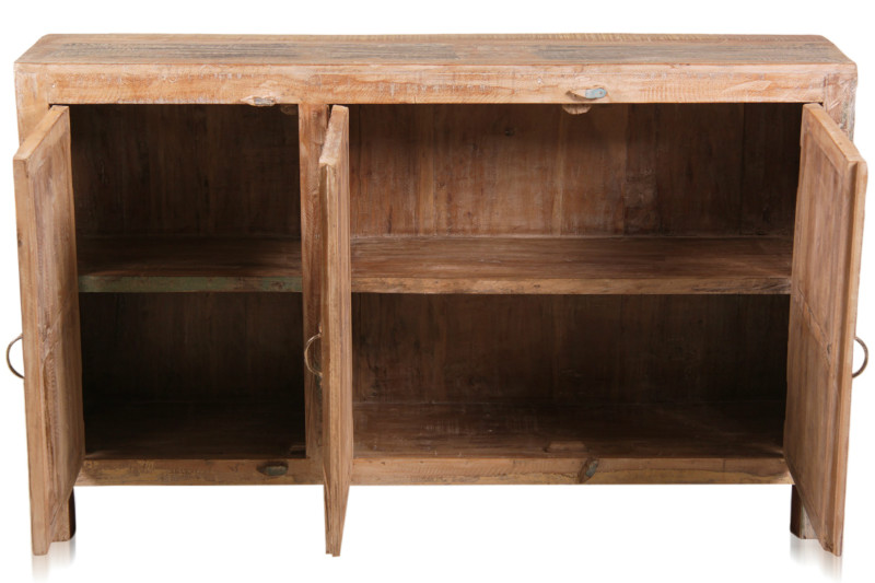 massivholz sideboard aus altem holz vintage m bel bei. Black Bedroom Furniture Sets. Home Design Ideas