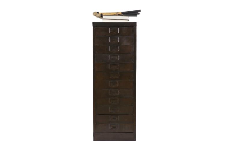 metallschrank mit schubladen schubladenkommoden. Black Bedroom Furniture Sets. Home Design Ideas
