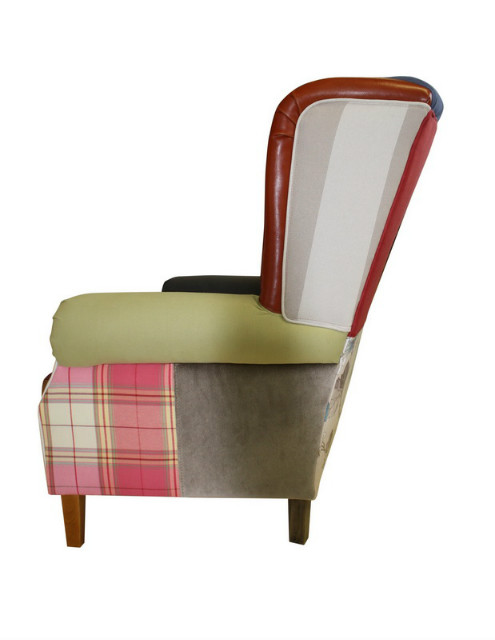 mix ohrensessel mit 24 frei ausw hlbaren st cken aus stoff. Black Bedroom Furniture Sets. Home Design Ideas