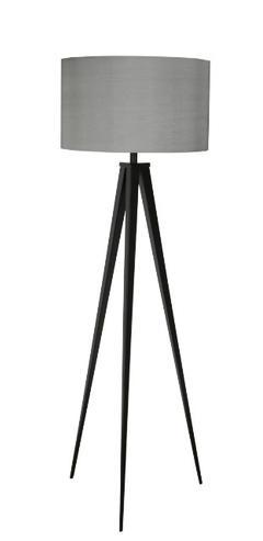 moderne stehlampe dreibein lampen design m bel bei. Black Bedroom Furniture Sets. Home Design Ideas