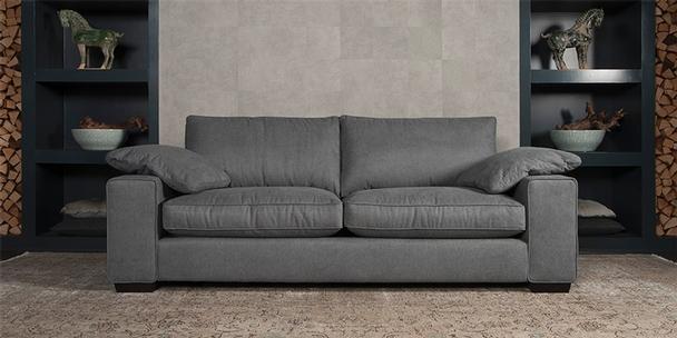 Modernes Sofa Stoff Oder Leder Sofas Couches Landhaus Möbel