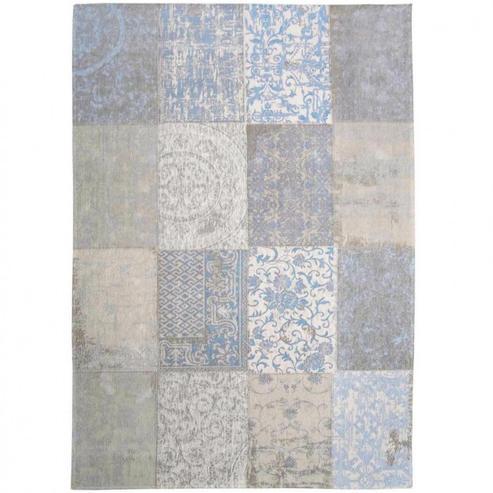 patchwork teppich blau wohnaccessoires m bel bei. Black Bedroom Furniture Sets. Home Design Ideas