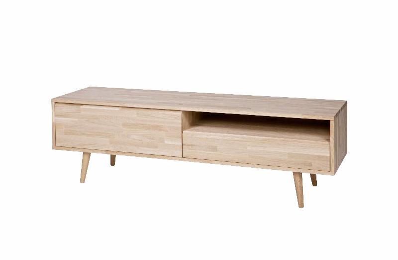 Retro TV-Board Eiche - TV Sideboards - Kommoden & Sideboards ...