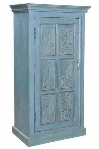 Schrank blau Vintage - Schränke - Vintage Möbel bei Möbelhaus Hamburg