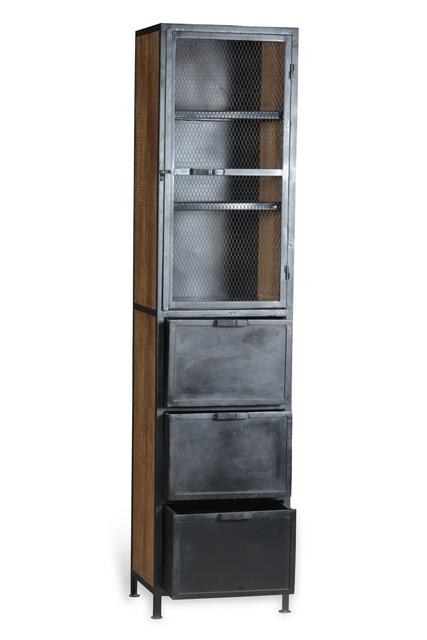 schrank fabrik chick regale industrielle m bel bei m belhaus hamburg. Black Bedroom Furniture Sets. Home Design Ideas