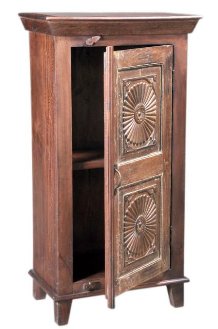 schrank kolonialstil indisch massivholz produkte. Black Bedroom Furniture Sets. Home Design Ideas