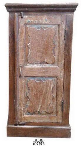 Schrank Sheesham Holz aus Indien - Kleinmöbel - Vintage Möbel bei ...