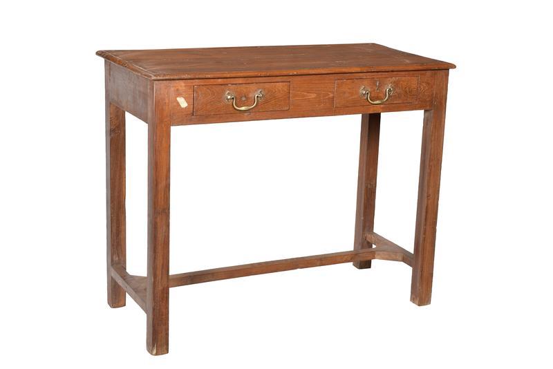 schreibtisch vintage massivholz vintage m bel bei. Black Bedroom Furniture Sets. Home Design Ideas