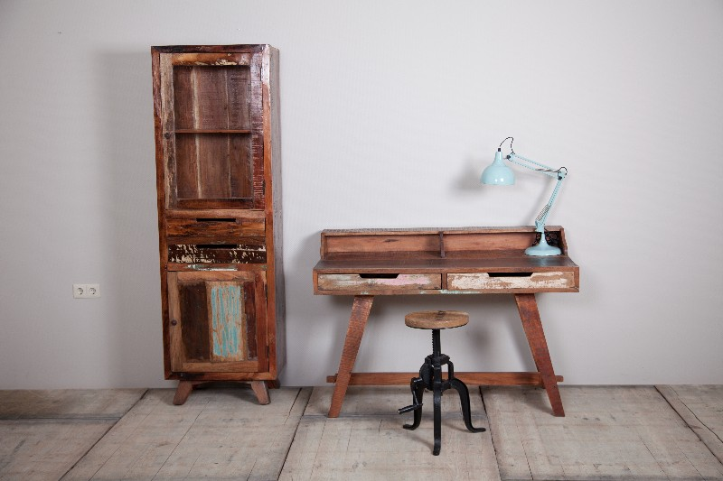 sekret r shabby chic aus altem holz vintage m bel bei. Black Bedroom Furniture Sets. Home Design Ideas