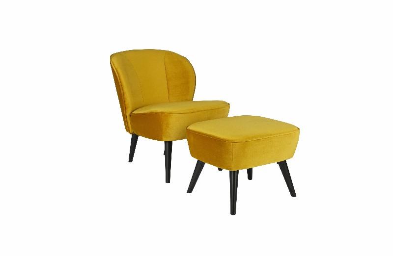 Sessel Senfgelb sessel gelb cheap sessel gelb metall mit armlehne stapelbar garten