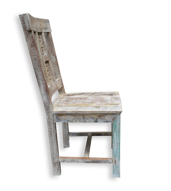 shabby chic esszimmer stuhl aus holz sale bei m belhaus hamburg. Black Bedroom Furniture Sets. Home Design Ideas