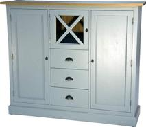 sideboard highboard buffet kommode landhausstil landhaus. Black Bedroom Furniture Sets. Home Design Ideas