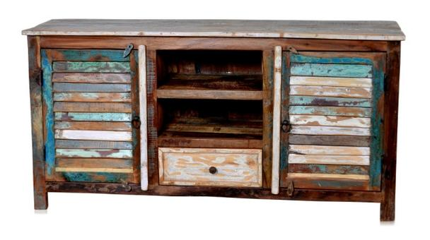 Sideboard indisch shabby chic kommoden sideboards for Sideboard indisch