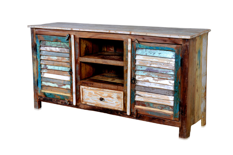 sideboard indisch shabby chic industrielle m bel bei m belhaus hamburg. Black Bedroom Furniture Sets. Home Design Ideas