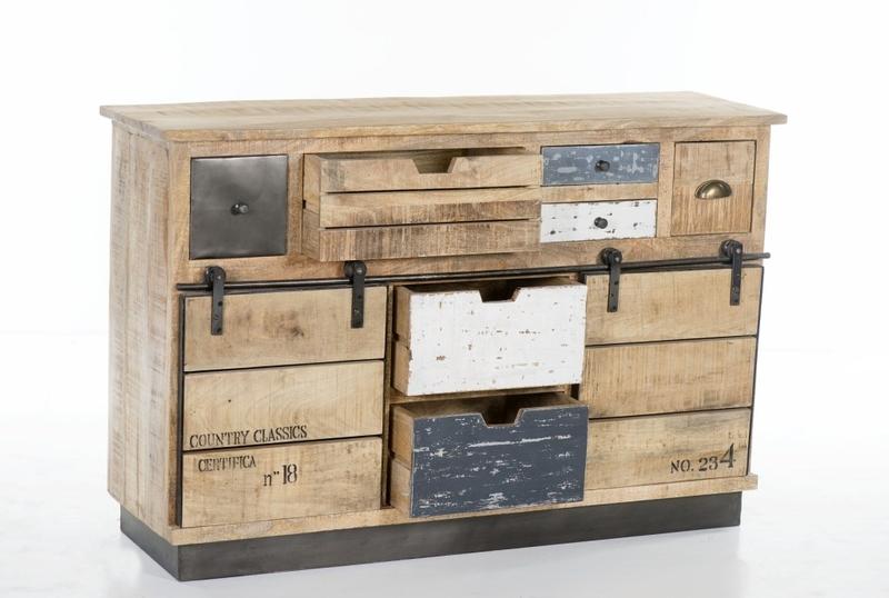 sideboard shabby vintage m bel bei m belhaus hamburg. Black Bedroom Furniture Sets. Home Design Ideas