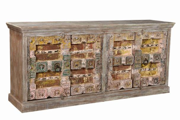 Sideboard Vintage Massivholzmöbel Hamburg Vintage Sideboard Bei