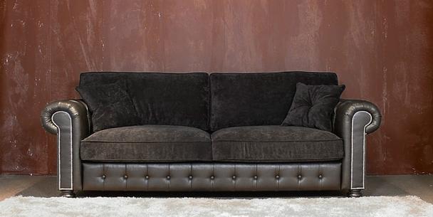 sofa aus stoff holl ndischer stil sofas couches alle. Black Bedroom Furniture Sets. Home Design Ideas