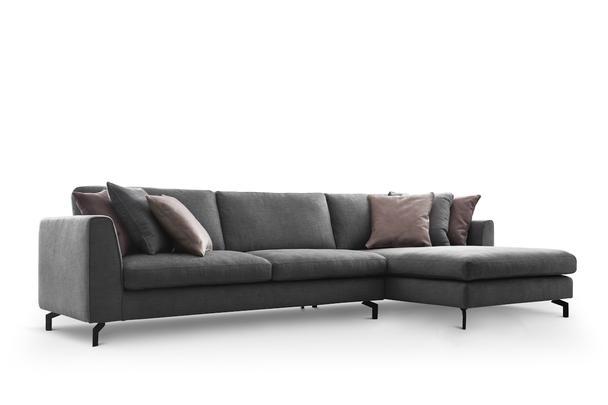 sofa design leder oder stoff modern sofas sofas sessel st hle bei m belhaus hamburg. Black Bedroom Furniture Sets. Home Design Ideas