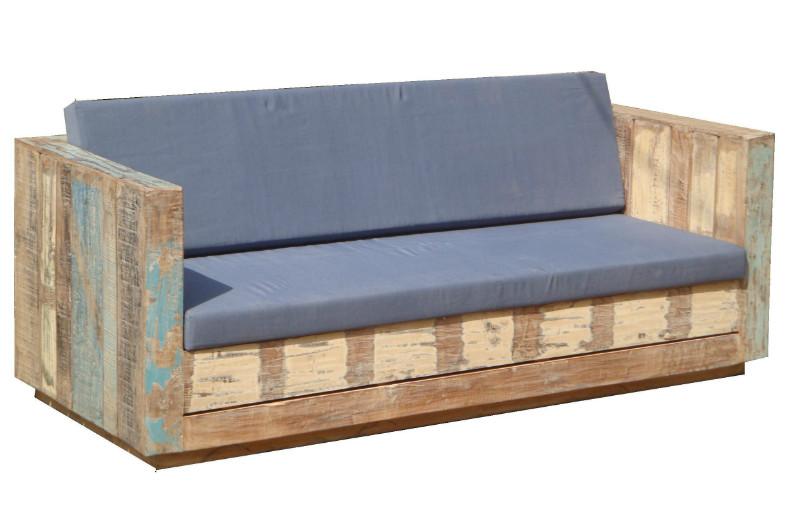 Sofa Loungemöbel Für Den Garten Teakholz Gartenmöbel Bei Möbelhaus